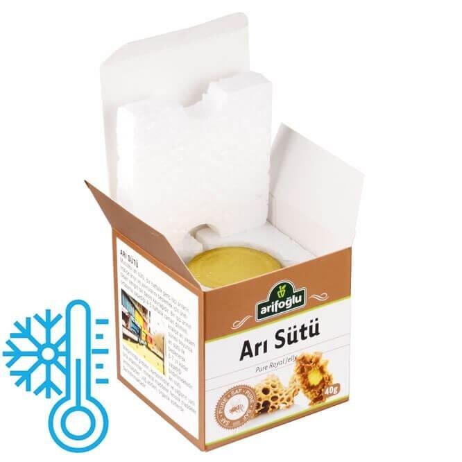 Arı Sütü (Saf) 40g