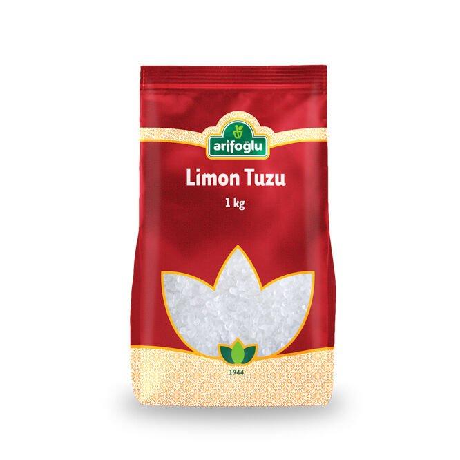 Limon Tuzu 1000g