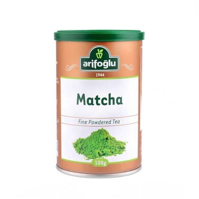 Matcha Tozu Çayı 100g