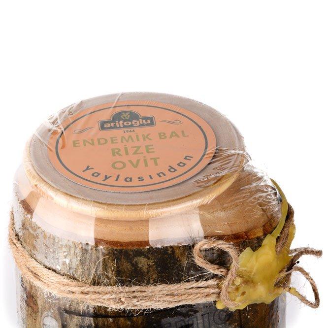 Endemik Rize Ovit Çiçek Balı 500g