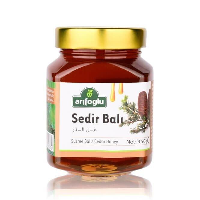 Cedar Honey 450g