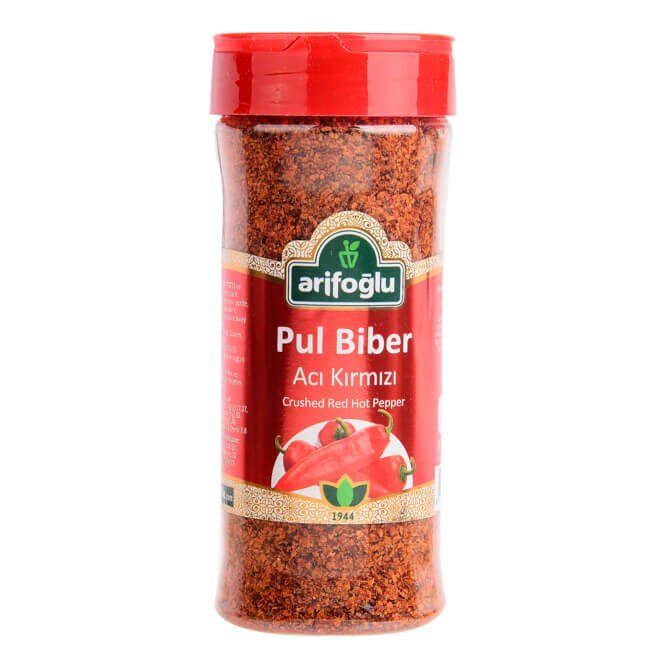 Pul Biber (Acı Kırmızı) 175g