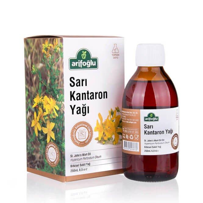 Sarı Kantaron Yağı 250ml