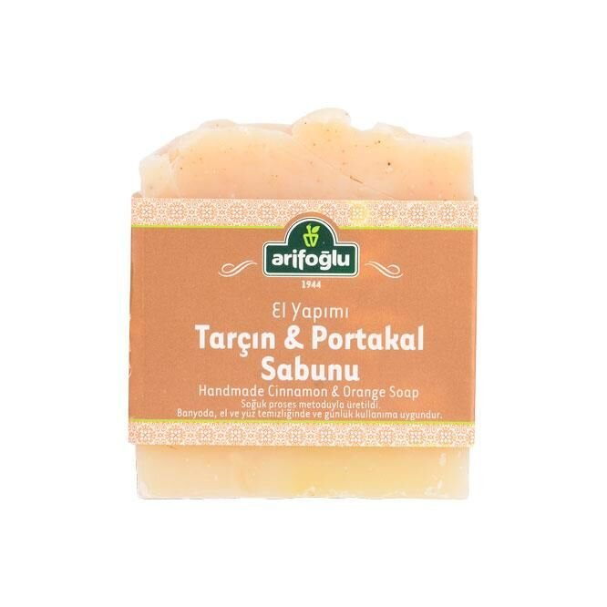 Tarçın - Portakal Sabun 100 Gr El Yapımı