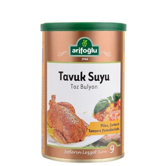 Tavuk Suyu Toz Bulyon 250 Gr (Tnk)