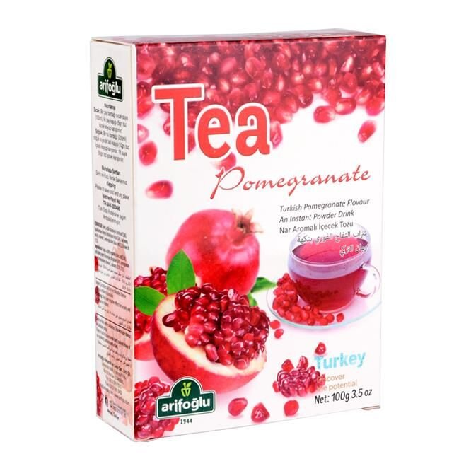 Narlı Toz İçecek Tea Pomegranate 100g