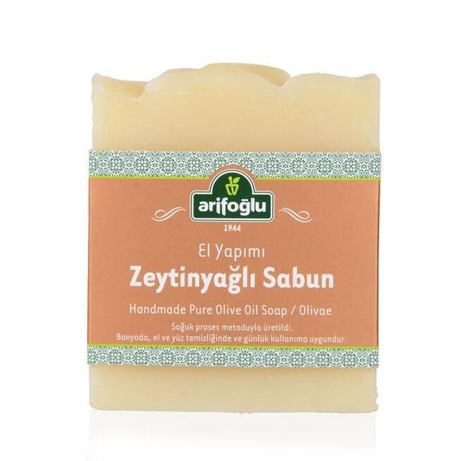 Zeytin Yağlı Sabun 100 Gr El Yapımı